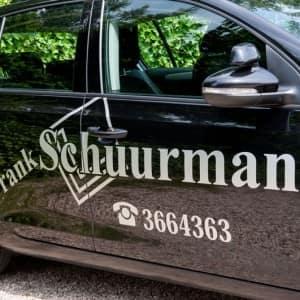 Rijschool Frank Schuurman is telefonisch te bereiken via 055-3664363