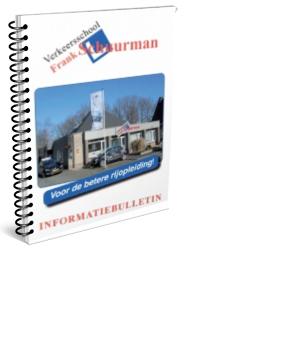 Infoboekje verkeersschool schuurman